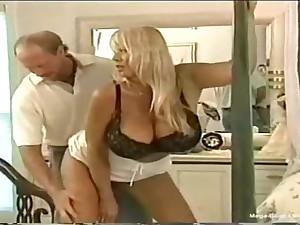 English Milf Loves Her Boyfriend's Huge Cock