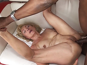our moms first fat cock interracial fuck lesson