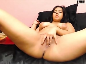 Obese butt Mexican goddess Anglica Alvarez concerning big areol