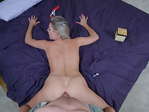 POV fucked in the pussy by limerick with endless cock