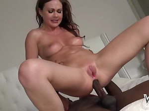 Interracial Ass Light of one's life - Tina Kay