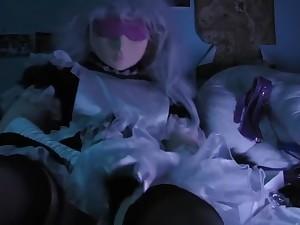 Kigurumi Locked As A Maid