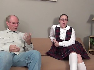 My Daughter Has An Attitude Problem - ejaculation