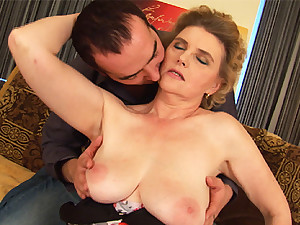 chubby moms first tit vocation