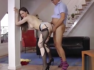 Surprising Tina Kay adores fucking around a lot