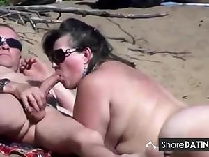 Defoliated Beach - Public Blowjobs
