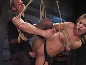 Dishonest BDSM sex play for the submissive amateur